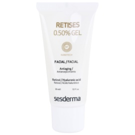 Sesderma Retises gel-crema de regeneración intensa con retinol y ácido hialurónico 0,50% 30 ml