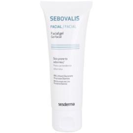 Sesderma Sebovalis protizánětlivý gel pro redukci kožního mazu a minimalizaci pórů  50 ml