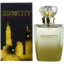 Sex and the City Sex and the City woda perfumowana dla kobiet 100 ml