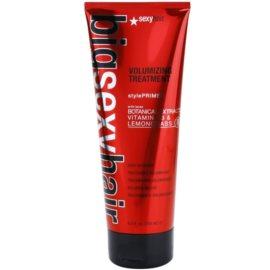 Sexy Hair Big objemová péče pro dlouhotrvající objem, barvu a styl  200 ml
