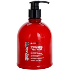 Sexy Hair Big tratamento para um volume de longa duração, cor e style  500 ml