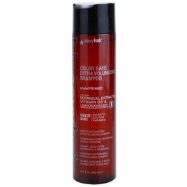 Sexy Hair Big szampon do zwiększenia objętości do włosów farbowanych  300 ml
