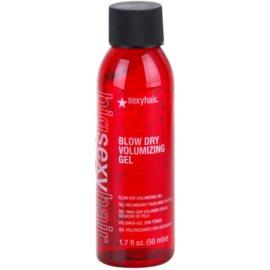 Sexy Hair Big gel para aumentar o volume  50 ml
