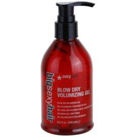 Sexy Hair Big stylingový gel pro objem a tvar  250 ml