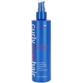 Sexy Hair Curly gel pro podporu tvaru, objemu a lesku kudrnatých vlasů  250 ml