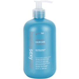 Sexy Hair Healthy péče pro ochranu barvy pro poškozené vlasy  500 ml