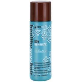 Sexy Hair Healthy ápoló készítmény táplált és fényes hatásért  125 ml