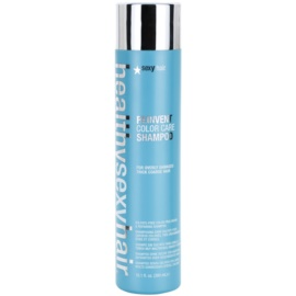 Sexy Hair Healthy šampon pro oživení barvy poškozených a hrubých vlasů bez obsahu sulfátů  300 ml