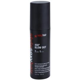Sexy Hair Style védő spray a hajformázáshoz, melyhez magas hőfokot használunk  125 ml