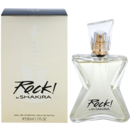Shakira Rock! Eau de Toilette für Damen 50 ml