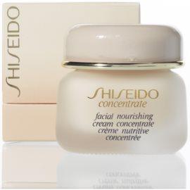 Shiseido Concentrate Facial Nourishing Cream hranilna krema za obraz  30 ml