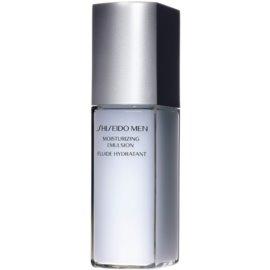 Shiseido Men Moisturizing Emulsion emulsión hidratante y nutritiva para todo tipo de pieles  100 ml