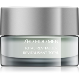 Shiseido Men Total Age-Defense revitalizacijska in obnovitvena krema proti gubam  50 ml