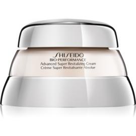 Shiseido Bio-Performance crema de día reparadora y revitalizadora antienvejecimiento  75 ml