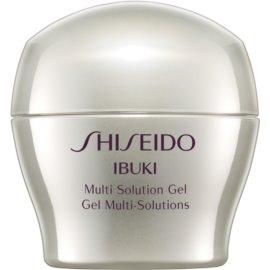 Shiseido Ibuki Multi Solution Gel gel multiação para peles problemáticas  30 ml
