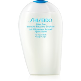 Shiseido Sun After Sun After Sun Intensive Recovery Emulsion for Face and Body 150 ml