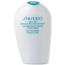Shiseido Sun Care After Sun Intensive Recovery Emulsion emulsión renovadora after sun  para rostro y cuerpo  150 ml