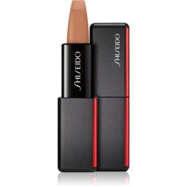 Shiseido Makeup ModernMatte Powder Lipstick batom mate em pó tom 503 Nude Streak (Caramel) 4 g