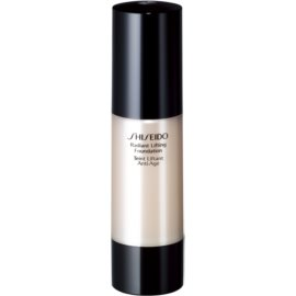Shiseido Makeup Radiant Lifting Foundation posvetlitveni lifting tekoči puder SPF 15 odtenek O80 Deep Ochre 30 ml