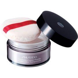 Shiseido Makeup Translucent Loose Powder transparentni puder v prahu  18 g