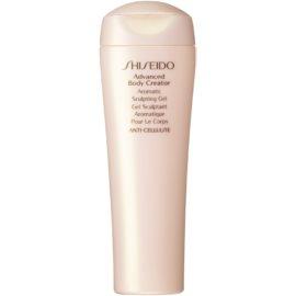 Shiseido Global Body Care Advanced Body Creator Aromatic Sculpting Gel  glättendes Gel gegen Zellulitis  200 ml
