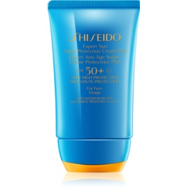 Shiseido Sun Protection Expert Sun Aging Protection Cream Plus 50+ 50 ml