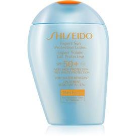 Shiseido Sun Protection Waterproof Sunscreen SPF 50+  100 ml