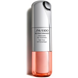 Shiseido Bio-Performance LiftDynamic Eye Treatment crema antiarrugas para contorno de ojos  con efecto reafirmante  15 ml