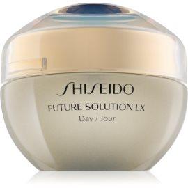 Shiseido Future Solution LX Schützende Tagescreme SPF 20  50 ml