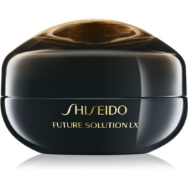 Shiseido Future Solution LX krem regenerujący okolice oczu i usta  17 ml