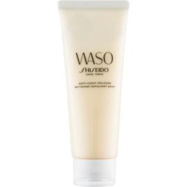 Shiseido Waso Soft + Cushy Polisher peeling do twarzy  75 ml