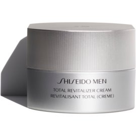 Shiseido Men Total Revitalizer Cream revitalizacijska in obnovitvena krema proti gubam  50 ml
