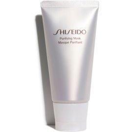 Shiseido Generic Skincare Purifying Mask mascarilla limpiadora anti-brillos y anti-poros dilatados  75 ml