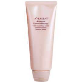 Shiseido Body Advanced Essential Energy revitalizáló krém kézre  100 ml