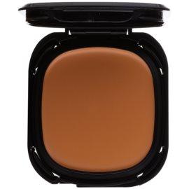 Shiseido Base Advanced Hydro-Liquid hydratační kompaktní make-up náhradní náplň SPF 10 odstín 080 Deep Ochre 12 g