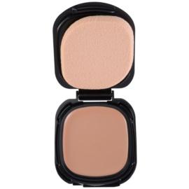 Shiseido Base Advanced Hydro-Liquid hydratační kompaktní make-up náhradní náplň SPF 10 odstín B60 Natural Deep Beige 12 g