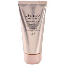 Shiseido Benefiance WrinkleResist24 Protective Hand Revitalizer 75 ml