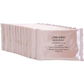 Shiseido Benefiance WrinkleResist24 Augenmaske mit Retinol  12 St.