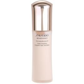 Shiseido Benefiance WrinkleResist24 éjszakai hidratáló ápolás a ráncok ellen  75 ml