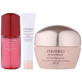 Shiseido Benefiance WrinkleResist24 kozmetika szett IX.