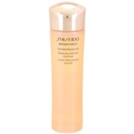 Shiseido Benefiance WrinkleResist24 zjemňující tonikum pro obnovení rovnováhy pleti  150 ml