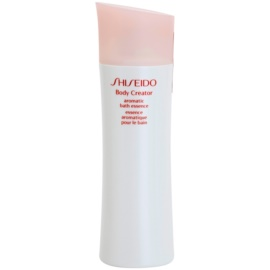 Shiseido Body Advanced Body Creator entspannende Badeessenz  250 ml