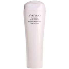Shiseido Body revitalizáló emulzió a testre  200 ml
