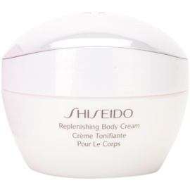 Shiseido Body stärkende Körpercrem  200 ml