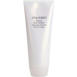 Shiseido Body telový peeling s hydratačným účinkom  200 ml