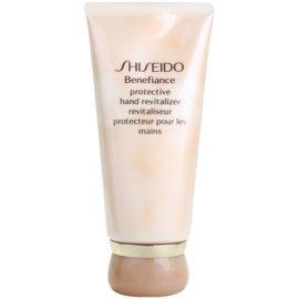 Shiseido Benefiance schützende Handcreme SPF 8  75 ml