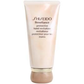 Shiseido Benefiance ochranný krém na ruky SPF 8  75 ml