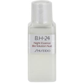 Shiseido B.H-24 cuidado de noite restaurador com ácido hialurónico recarga  30 ml
