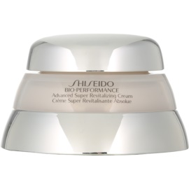 Shiseido Bio-Performance crema de día reparadora y revitalizadora antienvejecimiento  50 ml
