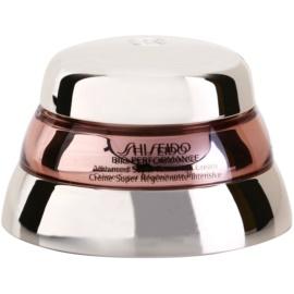 Shiseido Bio-Performance hranilna krema proti gubam  75 ml